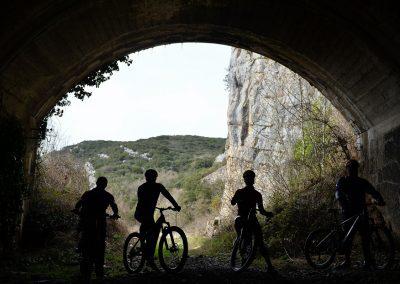 ebikemerindades tunel ciclistas