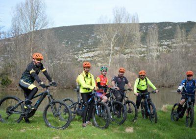 Rutas fin de semana ebike tours
