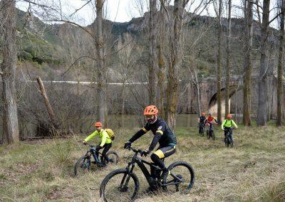 ebikemerindades  grupo de ciclistas